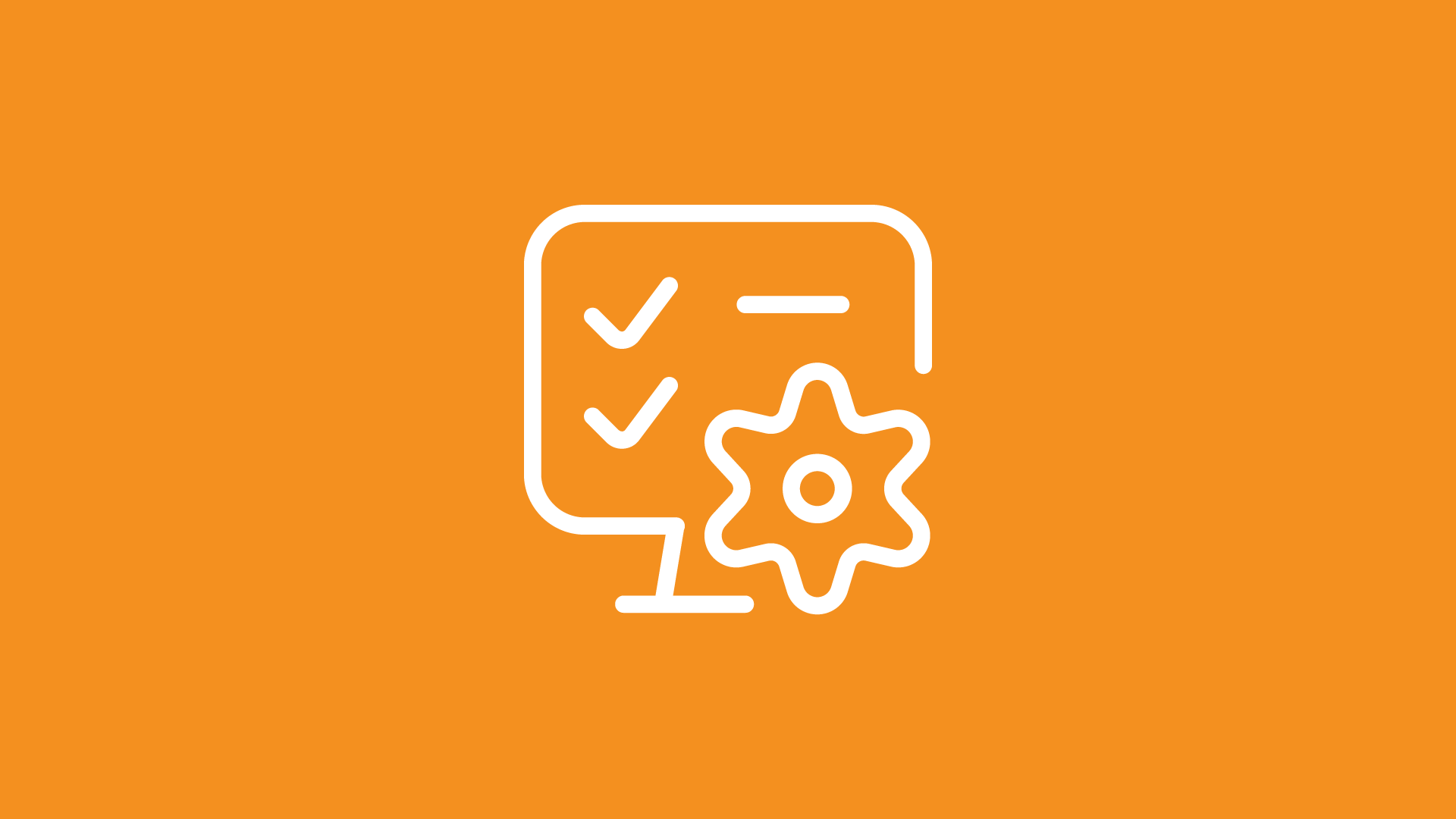 Account Management Software Icon