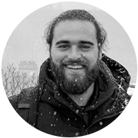 Elliot Wardle, SiteConnect's Inside Sales & Support Consultant